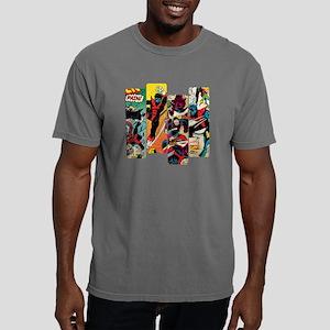 Nightcrawler Comic Panel Mens Comfort Colors Shirt