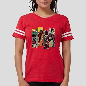 Nightcrawler Comic Panel Womens Football Shirt