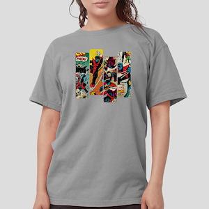 Nightcrawler Comic Pan Womens Comfort Colors Shirt