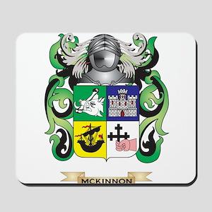 McKinnon Coat of Arms - Family Crest Mousepad