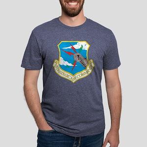 Strategic-Air-Command-shiel Mens Tri-blend T-Shirt
