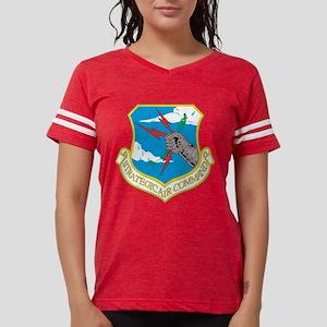 Strategic-Air-Command-shield Womens Football Shirt