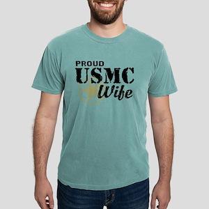 usmcwife551 Mens Comfort Colors Shirt