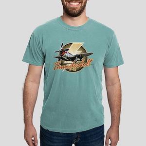 P-47-Thunderbolt Mens Comfort Colors Shirt