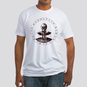 Vive Memor Fitted T-Shirt