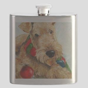 Ornaments Flask