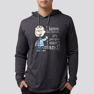 Linus - Mankind Mens Hooded Shirt
