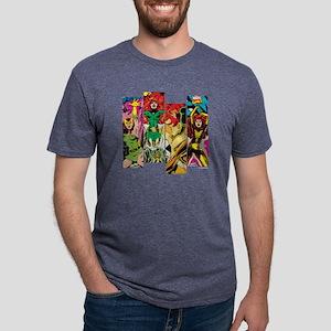 Phoenix Comic Panel Mens Tri-blend T-Shirt
