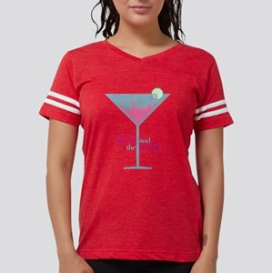 Sex and the City Martini  Womens Football Shirt
