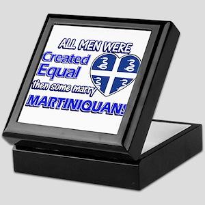 Martiniquans wife designs Keepsake Box