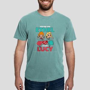 Ethel to my Lucy Dark Mens Comfort Colors Shirt