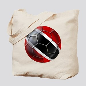 Trinidad Tobago Football Tote Bag