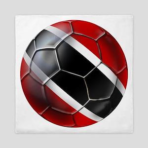 Trinidad Tobago Football Queen Duvet