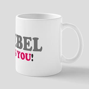 JEZEBEL - IT WAS YOU - FALLEN ANGEL! Small Mug