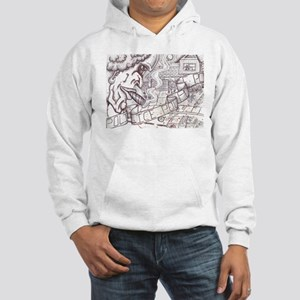 murder mystery Hooded Sweatshirt