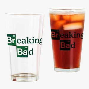 Breaking Bad Logo Drinking Glass