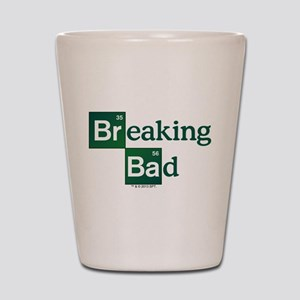 Breaking Bad Logo Shot Glass