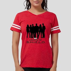 Agents of S.H.I.E.L.D. Silho Womens Football Shirt
