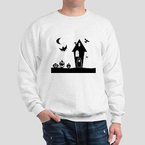 Haunted Halloween Sweatshirt