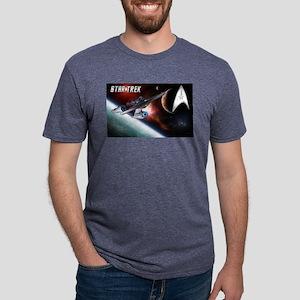 Star Trek NEW Mens Tri-blend T-Shirt
