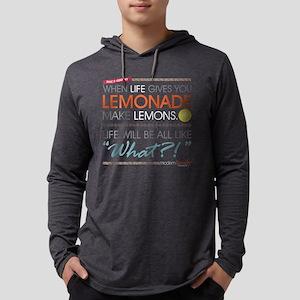 Phil's-osophy Lemonade Dark Mens Hooded Shirt