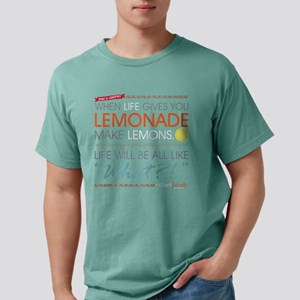 Phil's-osophy Lemonade D Mens Comfort Colors Shirt