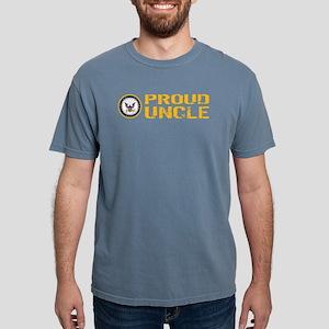 U.S. Navy: Proud Uncle Mens Comfort Colors Shirt