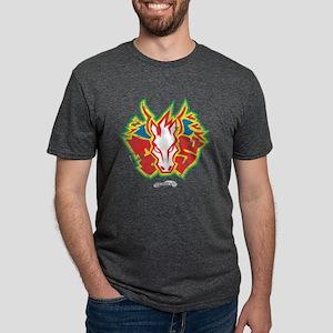 4-04_BEY_Shirt_StormPegasus Mens Tri-blend T-Shirt