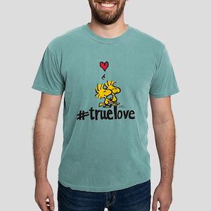 Woodstock - True Love Mens Comfort Colors Shirt
