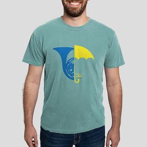 HIMYM Blue Horn Yellow U Mens Comfort Colors Shirt