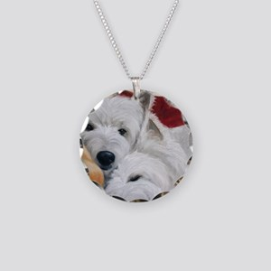 the Art of Snuggling Necklace Circle Charm