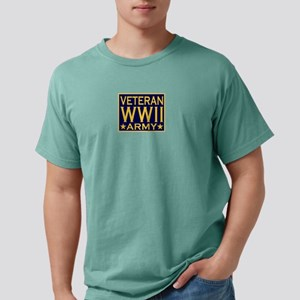 WW II Army Mens Comfort Colors Shirt