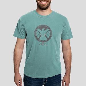 MAOS SHIELD screenprint  Mens Comfort Colors Shirt