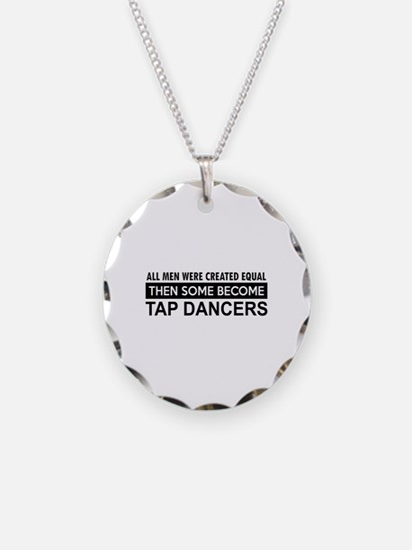 Tap Dance designs Necklace