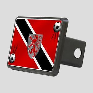 Trinidad Tobago Football Rectangular Hitch Cover