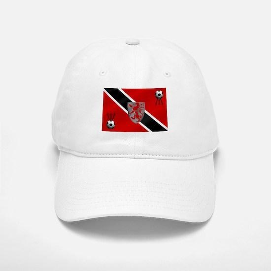 Trinidad Tobago Football Baseball Baseball Cap