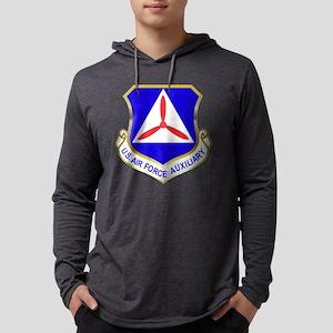 Civil Air Patrol Shield Mens Hooded Shirt
