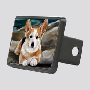 On The Rocks Rectangular Hitch Cover
