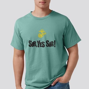 Sir Yes Sir Mens Comfort Colors Shirt