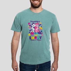 MLP Friendship is Sweet  Mens Comfort Colors Shirt