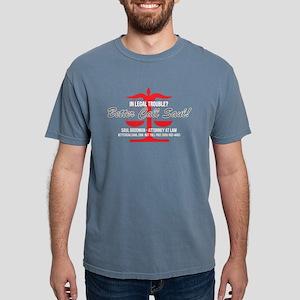 Better Call Saul Red Dar Mens Comfort Colors Shirt