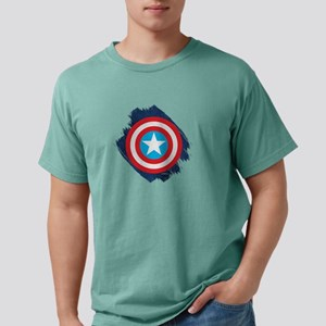 DistressSheild Mens Comfort Colors Shirt