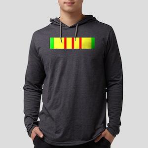 Military Mens Hooded Shirt