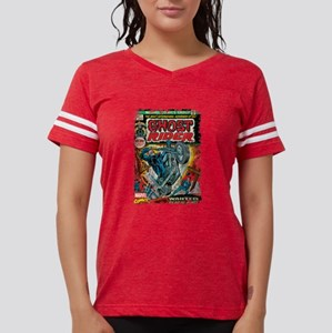 Ghost Rider Cover Womens Football Shirt