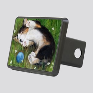 Bliss in the Grass Rectangular Hitch Cover