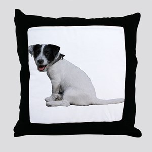"""""""Jackrussell 1"""" Throw Pillow"""
