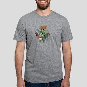 Phoenix Mens Tri-blend T-Shirt