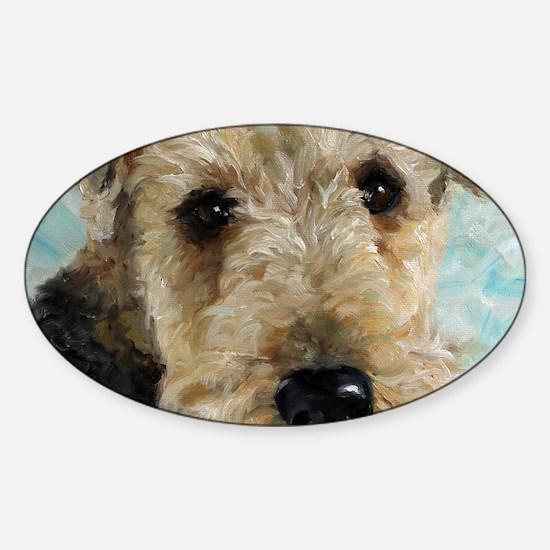 Best Friend Sticker (Oval)