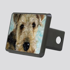 Best Friend Rectangular Hitch Cover