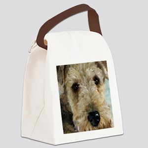 Best Friend Canvas Lunch Bag